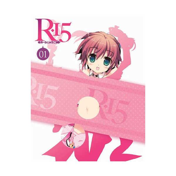 (BD)R-15 Blu-ray 第1巻