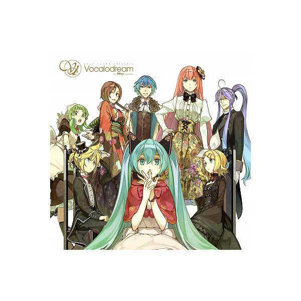 (CD)EXIT TUNES PRESENTS Vocalodream feat.初音ミク ジャケットイラスト:左