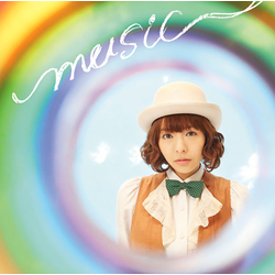(CD)music(初回生産限定盤)DVD付き/豊崎愛生