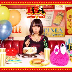 """(CD)LOVER""""S""""MiLE (通常盤)/LiSA"""