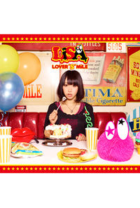 "(CD)LOVER""S""MiLE (通常盤)/LiSA"