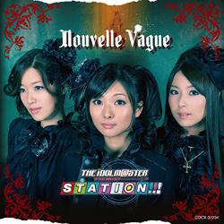 (CD)THE IDOLM@STER STATION!!! Nouvelle Vague