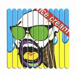 (CD)Ice cream/BACK-ON