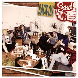 (CD)Good Job!! DVD付き/BACK-ON