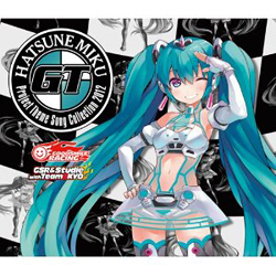 (CD)初音ミク GT Project Theme Song Collection 2012