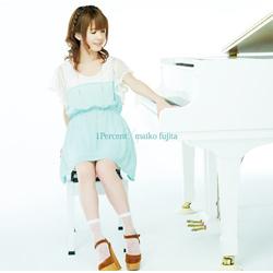 (CD)1% (初回限定盤)/藤田麻衣子