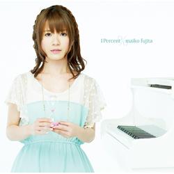 (CD)1% (通常盤)/藤田麻衣子