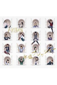 (CD)永遠プレッシャー (Type-B)/AKB48