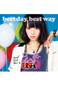 (CD)best day, best way(初回生産限定盤)/LiSA