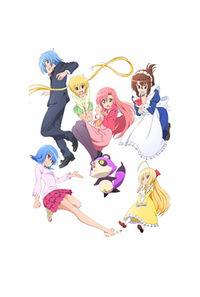 (DVD)ハヤテのごとく! Cuties 第1巻 (通常版)