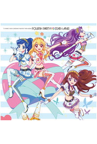 (CD)「アイカツ!」挿入歌 FOURTH PARTY/STAR☆ANIS