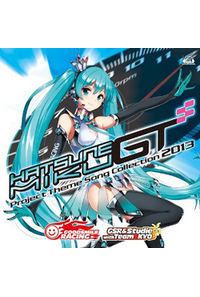 (CD)初音ミク GT Project Theme Song Collection 2013