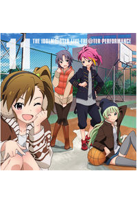 (CD)ソーシャルゲーム「アイドルマスター ミリオンライブ!」 THE IDOLM@STER LIVE THE@TER PERFORMANCE 11