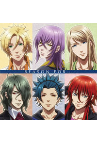 (CD)「神々の悪戯」エンディングテーマ REASON FOR...