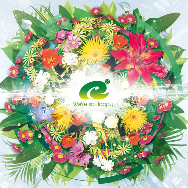 (CD)We're so Happy/Ryu☆