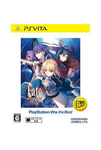(PSVita)Fate/stay night [Realta Nua] PlayStation Vita the Best