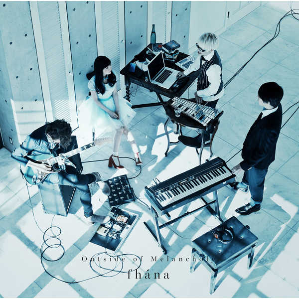 (CD)fhana 1stアルバム 「Outside of Melancholy」 通常盤
