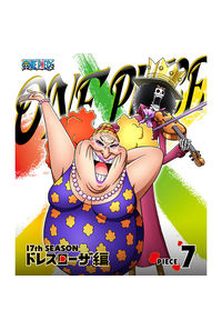 (BD)ONE PIECE ワンピース 17THシーズン ドレスローザ編 piece.7