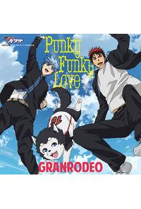 (CD)「黒子のバスケ」第3期オープニングテーマ Punky Funky Love(アニメ盤)