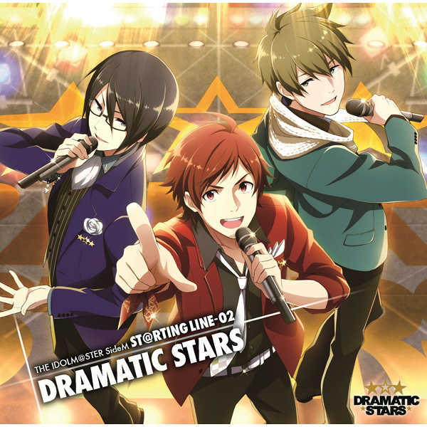 (CD)「アイドルマスター SideM」THE IDOLM@STER SideM ST@RTING LINE -02 DRAMATIC STARS