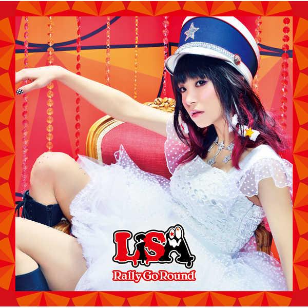 (CD)「ニセコイ:」オープニングテーマ Rally Go Round(初回生産限定盤)/LiSA