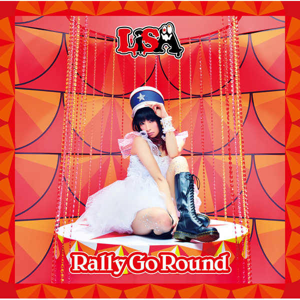 (CD)「ニセコイ:」オープニングテーマ Rally Go Round(通常盤)/LiSA