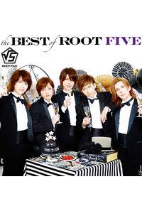 (CD)the BEST of ROOT FIVE(豪華CD+DVD盤)/ROOT FIVE
