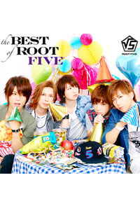 (CD)the BEST of ROOT FIVE(豪華2CD盤)/ROOT FIVE