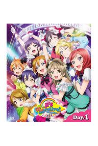 (BD)ラブライブ!μ's Go→Go! LoveLive! 2015 ~Dream Sensation!~ Blu-ray Day1