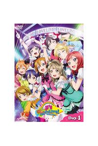 (DVD)ラブライブ!μ's Go→Go! LoveLive! 2015 ~Dream Sensation!~ DVD Day1