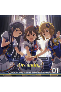 (CD)「アイドルマスター ミリオンライブ!」THE IDOLM@STER LIVE THE@TER DREAMERS 01 Dreaming!(通常盤)