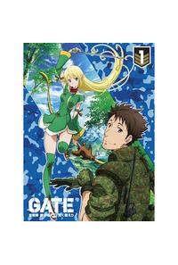 (DVD)GATE 自衛隊 彼の地にて、斯く戦えり vol.1(初回生産限定版)