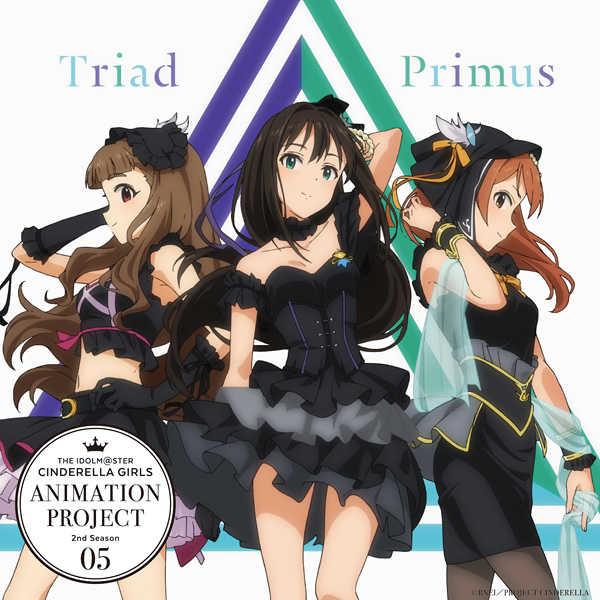 (CD)THE IDOLM@STER CINDERELLA GIRLS ANIMATION PROJECT 2nd Season 05