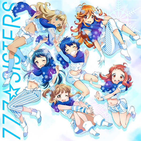 """(CD)Snow in """"I love you""""(初回限定盤)/777☆SISTERS"""