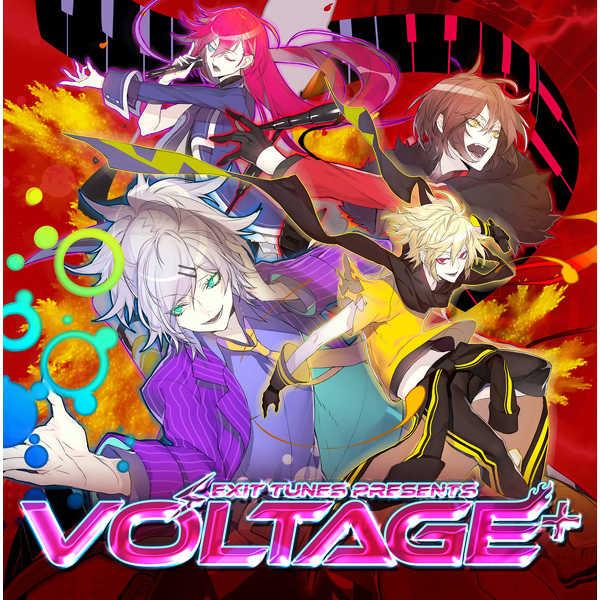 (CD)EXIT TUNES PRESENTS VOLTAGE+