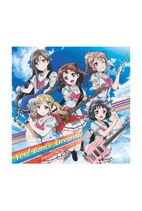 (CD)「BanG Dream!」Yes! BanG_Dream!(Blu-ray付生産限定盤)/Poppin'Party