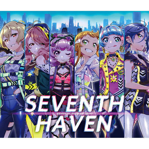 (CD)SEVENTH HAVEN(初回限定盤)/セブンスシスターズ