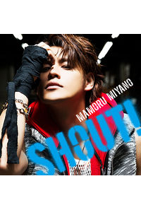 (CD)「カードファイト!! ヴァンガードG ストライドゲート編」オープニングテーマ SHOUT!/宮野真守