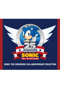 (CD)SONIC THE HEDGEHOG 25TH ANNIVERSARY SELECTION