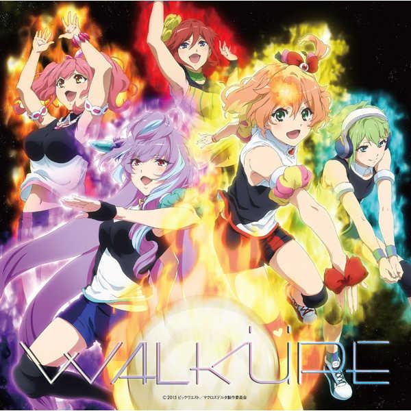 (CD)Walkure Attack!(DVD付初回限定盤)/ワルキューレ