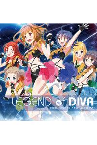 (CD)LEGEND of DIVA