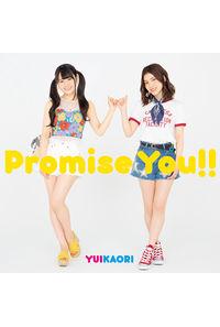 (CD)「カードファイト!! ヴァンガードG ストライドゲート編」エンディングテーマ Promise You!!(期間限定盤)/ゆいかおり