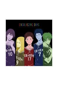 (CD)「DAYS」エンディングテーマ EVERLASTING DAYS