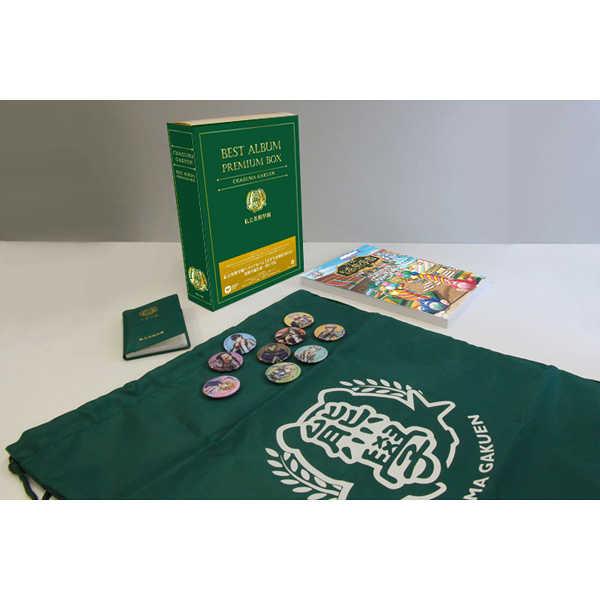 (CD)私立茶熊学園ベストアルバム 5000セット完全生産限定BOX盤