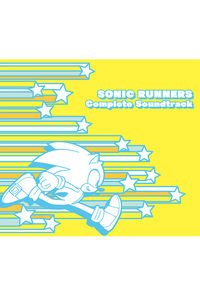 (CD)Sonic Runners Complete Soundtrack