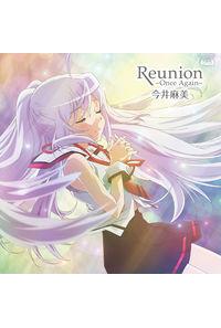 (CD)PS Vitaソフト「プラスティック・メモリーズ」エンディングテーマ Reunion ~Once Again~(DVD付盤)/今井麻美
