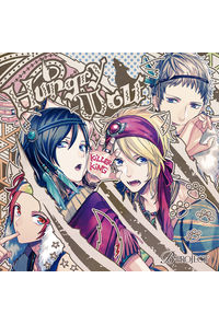 (CD)B-PROJECT:KiLLER KiNG 2ndシングル Hungry Wolf