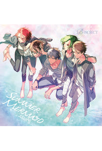 (CD)B-PROJECT:MooNs 3rdシングル SUMMER MERMAID