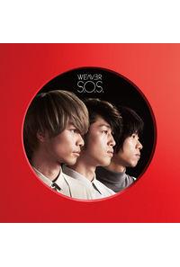 (CD)「うどんの国の金色毛鞠」オープニングテーマ S.O.S. / Wake me up.(初回限定盤)/WEAVER
