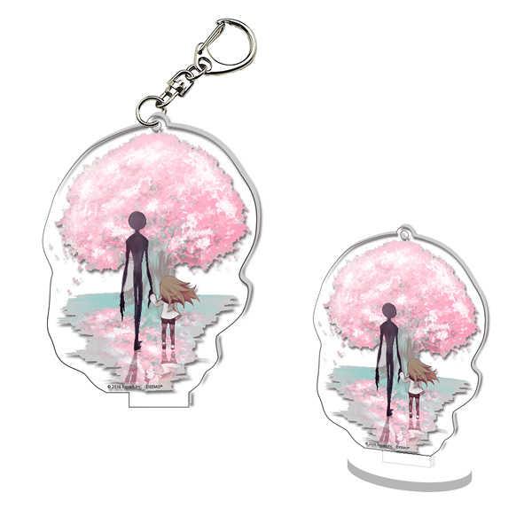 (OTH)DEEMOスタンドアクリルキーホルダー(Sakura iro no yume)